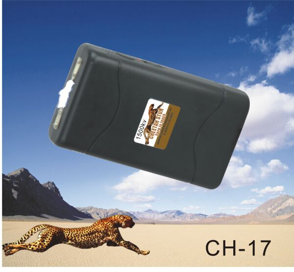 Cheetah 1,500,000 Volts Mini Stun Gun